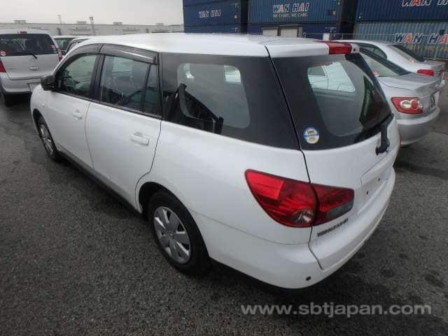 2014 Nissan Wingroad Gk Motors Jamaica